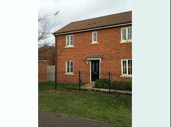 EasyRoommate UK - Double Room Sugar Way - Peterborough, Peterborough - £400