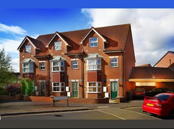 EasyRoommate UK - 1 X Double Room to Rent  >>AVAILABLE >> SN2 2DG - Blunsdon St Andrew, Swindon - £420