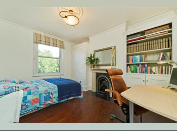 EasyRoommate UK - Double Room - Stroud Green/Finsbury Park Zone two - Finsbury Park, London - £850