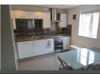 EasyRoommate UK - Old Town furnished double room with own Bathroom - Swindon Town Centre, Swindon - £550
