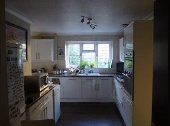 EasyRoommate UK - Comfortable double room in modern detached house - Branksome, Poole - £400