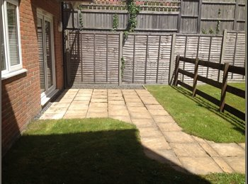 EasyRoommate UK - New Double Bedroom With En-Suite - Booker, High Wycombe - £600