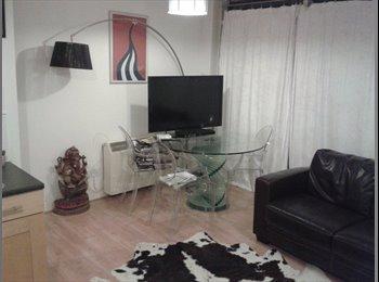 EasyRoommate UK - Zone 3 riverside, double room , own bathroom - North Woolwich, London - £600