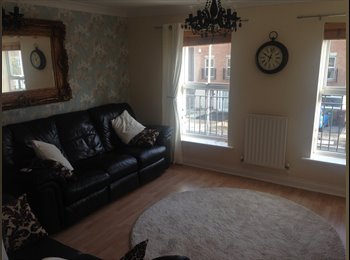 EasyRoommate UK - 2 Ensuite King & 1 Double in Thornes £400-£475pcm - Wakefield, Wakefield - £400