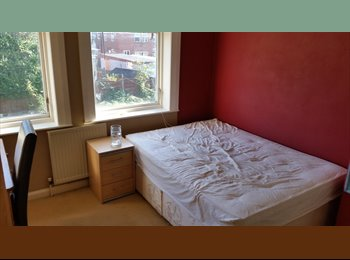 EasyRoommate UK - spacious double room in relaxed house share  (ideal for young professional) - Clifton, York - £400