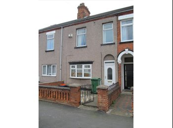 EasyRoommate UK - Single Room to rent in Shared House, Grimsby - Grimsby, Grimsby - £282
