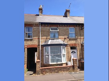 EasyRoommate UK - Super room in house share Taunton Town - Taunton, South Somerset - £340