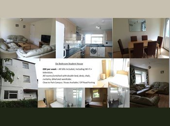 EasyRoommate UK - 35 North Holme Court - Boothville, Northampton - £347