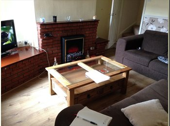 EasyRoommate UK - Double Room available in Loughborough - Loughborough, Loughborough - £250