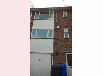EasyRoommate UK - Terraced house with double room available  - Heeley, Sheffield - £315