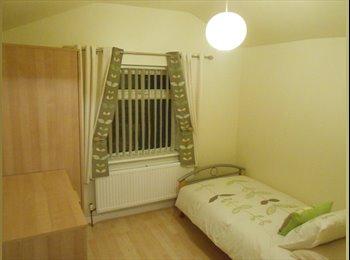 EasyRoommate UK - single room 2 let in family house - Roath, Cardiff - £400