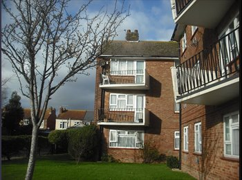 EasyRoommate UK - TWO BED FLAT IN MILTON TO LET £650 PCM - Southsea, Portsmouth - £650