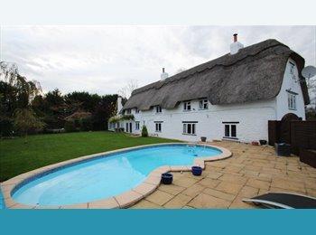 EasyRoommate UK - Quiet house in village surroundings - Cosgrove, Milton Keynes - £320