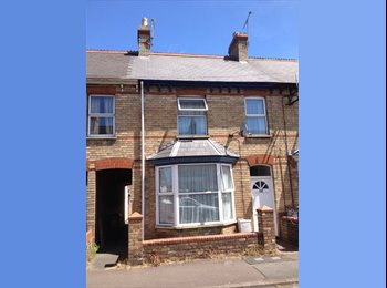 EasyRoommate UK - SINGLE ROOM WITH DOUBLE BED. CENTRAL TAUNTON - Taunton, South Somerset - £340
