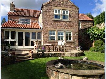 EasyRoommate UK - luxury Double,superb detached house near Harrogate - Spofforth, Harrogate - £650