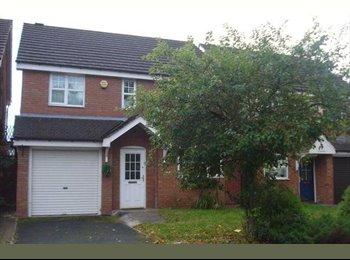 EasyRoommate UK - Single room to rent in shared house - Tyburn, Birmingham - £350