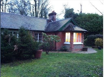 EasyRoommate UK - Beautiful double room in quirky country cottage - Woolton Hill, Newbury - £550