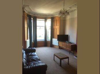 EasyRoommate UK - Double room - Dennistoun, Glasgow - £500