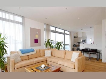 EasyRoommate UK - Shoreditch: Double Room with Specactular Terrace - Barbican and Shoreditch, London - £1315