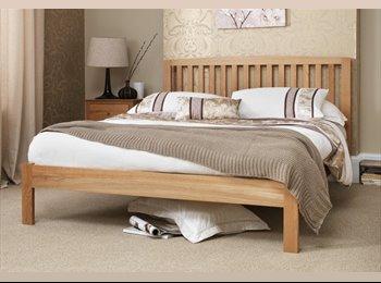 EasyRoommate UK - Double bed room - Barking and Dagenham, London - £500