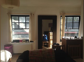 EasyRoommate UK - Lovely short term studio flat to rent in Stockwell - South Lambeth, London - £1000