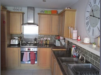 EasyRoommate UK - A modern house share in Syston - Syston, Leicester - £400