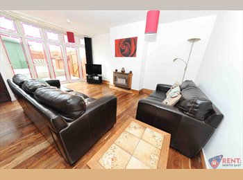 EasyRoommate UK - LUXURY ROOMS TO LET - Hebburn, South Tyneside - £375
