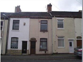 EasyRoommate UK - 9 min walk from intu Potteries Centre - Stoke-on-Trent, Stoke-on-Trent - £217