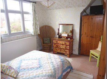 EasyRoommate UK - Beautiful double roomi n quiet house, south city - Norwich, Norwich and South Norfolk - £350