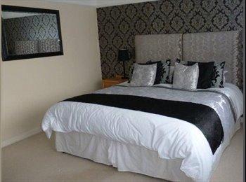 EasyRoommate UK - Lge double room Warrington professional houseshare - Warrington, Warrington - £385