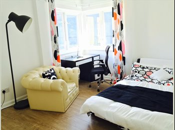 EasyRoommate UK - Wilseden Newly Refurbished Modern Luxury house ALL BILLS INC - Willesden, London - £672