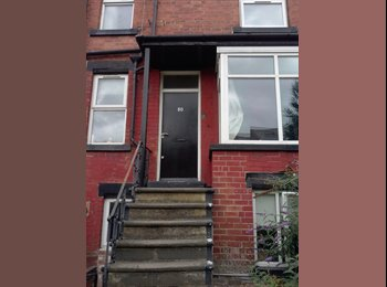 EasyRoommate UK - AVAILABLE SINGLE ROOM IN SHARED HOUSE, HEADINGLEY - Leeds Centre, Leeds - £260