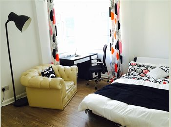 EasyRoommate UK - Large Double, Willseden cen modern Lux, Bills inc. - Willesden, London - £672