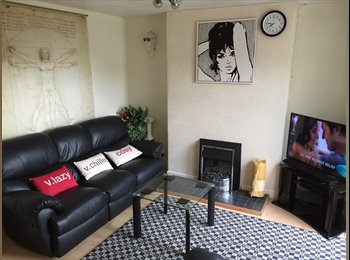 EasyRoommate UK - ROOM TO LET IN QUIET CLEAN AND TIDY HOUSE - Chapel Fields, Coventry - £400