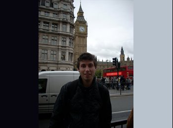 EasyRoommate UK - Ivan - 26 - London