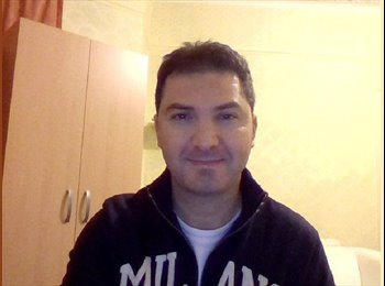 EasyRoommate UK - daniele - 37 - London