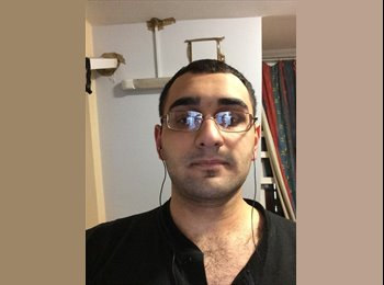 EasyRoommate UK - Omid - 21 - London