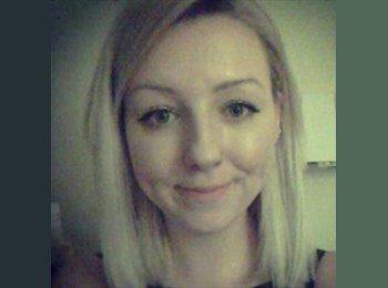 EasyRoommate UK - Aimee - 21 - Nottingham