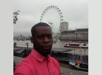 EasyRoommate UK - Lekan - 34 - London