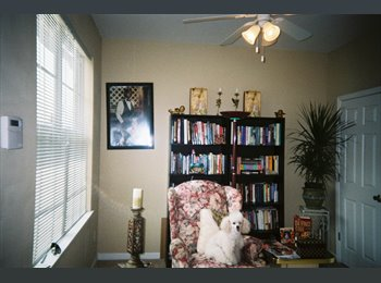 EasyRoommate US - Furn Room in Upscale Community 15 mins to Midtown - Southern Fulton County, Atlanta - $525