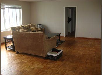 EasyRoommate US - Bedroom and Full Bathroom available for 1 or 2 females; ($800 or $1600 / month) - Inner Sunset, San Francisco - $800