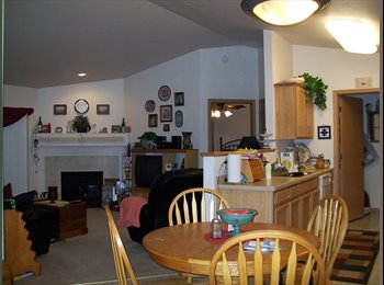 EasyRoommate US - 2 bedroom/2 bath condo to share - Green Bay, Green Bay - $375
