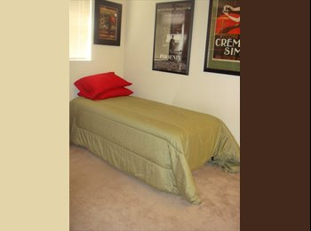 EasyRoommate US - Room for rent in an apt with one other person - Santa Clara, San Jose Area - $800