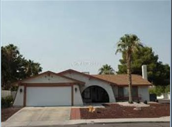 EasyRoommate US - Roommate wanted to share a great home near UNLV - Central Las Vegas, Las Vegas - $425