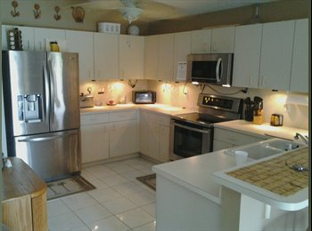 EasyRoommate US - Room For Rent in Gated Comm. on Lake,Utilities Inc - Boynton Beach, Ft Lauderdale Area - $850