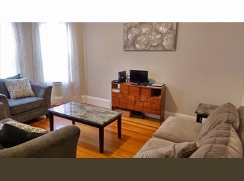 EasyRoommate US - Nice Place in a Safe / Quiet Area, 5 Mins To T - Dorchester, Boston - $575