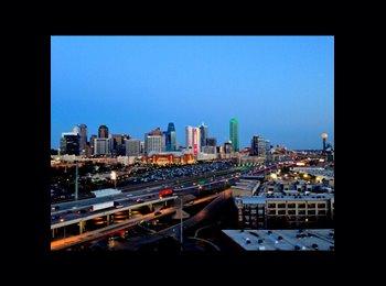 EasyRoommate US - Best views of the Dallas Skyline - Oak Lawn, Dallas - $1200