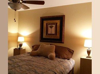 EasyRoommate US - Small Cozy Bedroom with Shared Bath - Hampton, Hampton Area - $433