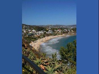 EasyRoommate US - Master Bedroom & Bath for Rent in Laguna Beach - Laguna Beach, Orange County - $1600