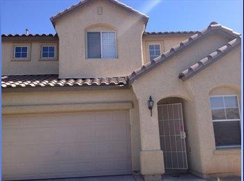 EasyRoommate US - 2 rooms avaiable - El Dorado, Las Vegas - $375